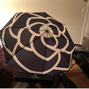 Chanel VIP umbrella. Sold to VIP members only
